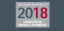 Consolidated Financial Statements 2018